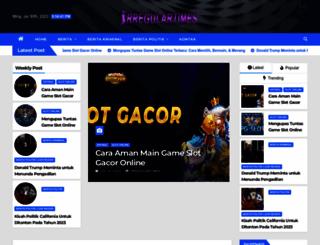 irregulartimes.com screenshot