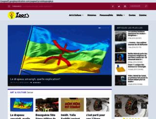 irrij.com screenshot