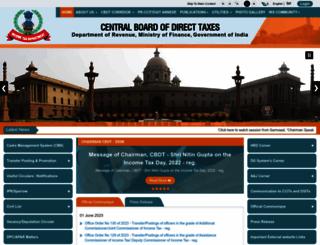 irsofficersonline.org screenshot