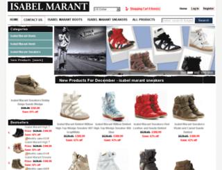 isabel-marant-outlets.com screenshot