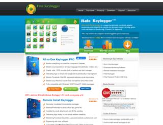 isafesoft.com screenshot