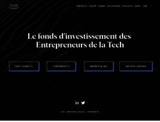 isai.fr screenshot