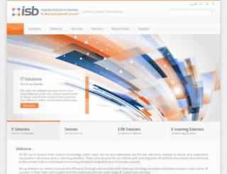isb-me.com screenshot