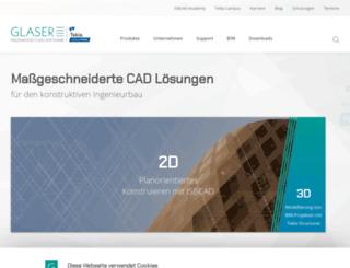 isbcad.de screenshot