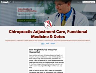 ischiropractor.tumblr.com screenshot