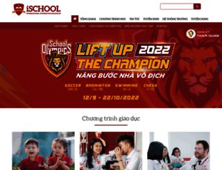 ischool.vn screenshot