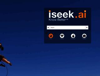 iseek.com screenshot