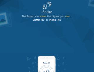 ishaketorate.com screenshot