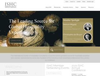 ishc.com screenshot