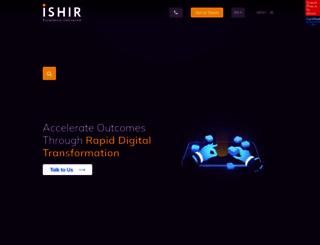 ishirinc.com screenshot