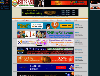 ishprash.com screenshot