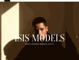 isismodels.org screenshot