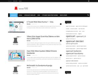 iskenderturklu.com screenshot