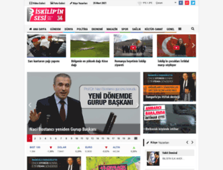 iskilipinsesi.com screenshot