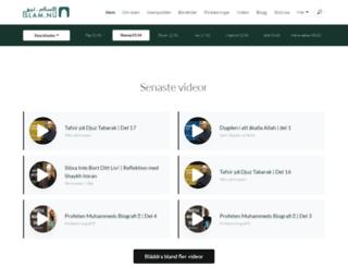islam.nu screenshot