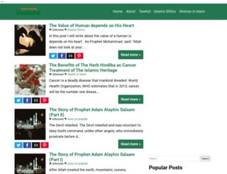 islambaelah.blogspot.com screenshot