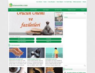 islamevim.com screenshot