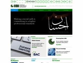 islamic-banking.com screenshot
