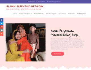 islamicparentingnetwork.net screenshot