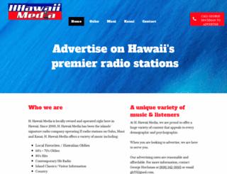 islandradio989.com screenshot