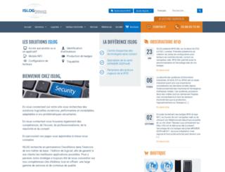 islog.com screenshot