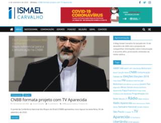 ismaelcarvalho.com.br screenshot