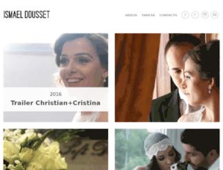 ismaeldousset.com screenshot