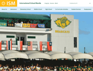 ismanila.org screenshot