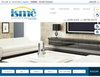 isme.com.br screenshot