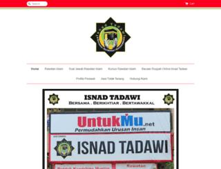 isnadtadawi.my screenshot
