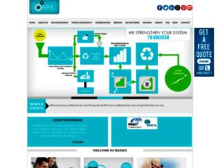 isoconsultantonline.com screenshot