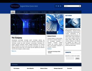 isoftsystems.co.ke screenshot