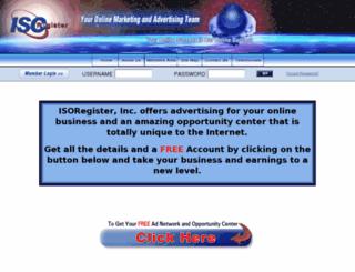 isoregister.com screenshot