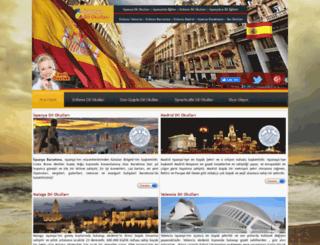 ispanyadilokullari.com screenshot