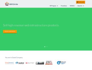 ispcircle.com screenshot