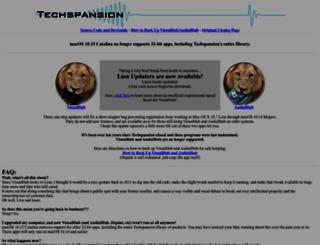 isquint.org screenshot