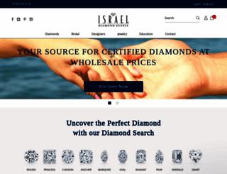 israeldiamond.com screenshot