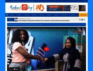 issamichuzi.blogspot.com screenshot