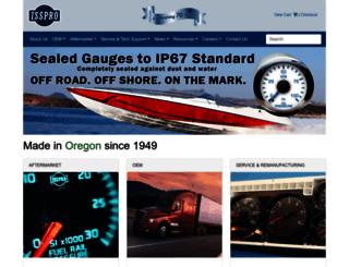 isspro.com screenshot