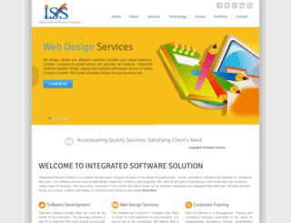 isssoftworld.co.in screenshot