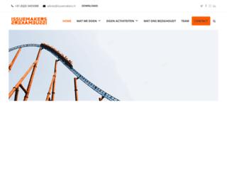 issuekamer.nl screenshot