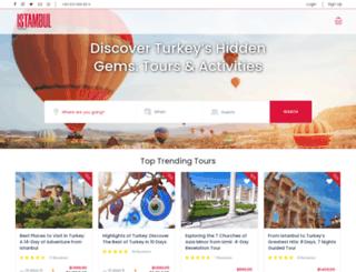istambul.com screenshot