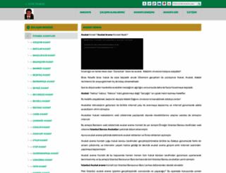 istanbulavukatara.com screenshot