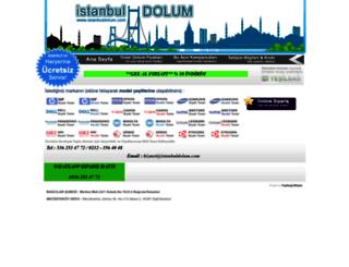 istanbuldolum.com screenshot