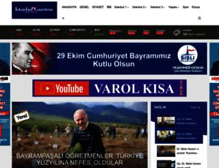 istanbulgazetem.com screenshot
