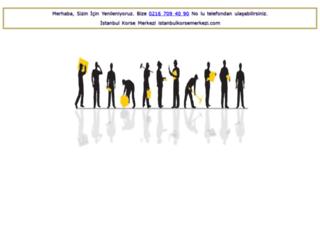istanbulkorsemerkezi.com screenshot