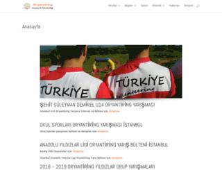istanbuloryantiring.com screenshot