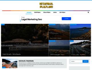 istanbulplajlari.com screenshot