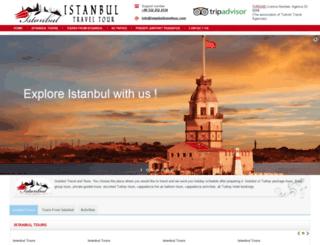 istanbultraveltour.com screenshot
