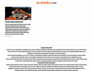 istanbulyilbasi.com screenshot